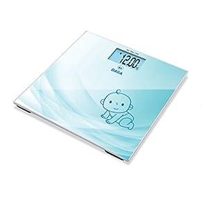 Daga BT-200- Báscula de baño con Doble Función, Función Tara, ideal para pesar al bebé