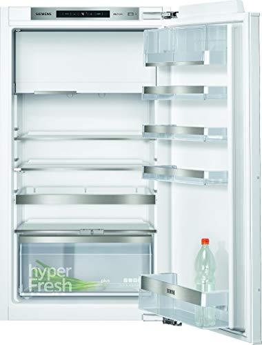 Siemens KI32LADF0 iQ500 Einbau-Kühlschrank mit Gefrierfach / F / 181 kWh/Jahr / 154 l / hyperFresh Plus / LED Beleuchtung / superCooling