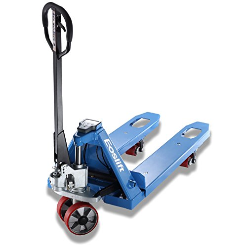 Eoslift E20V Value Scale Pallet Truck 27X48' 4400lb. Capacity