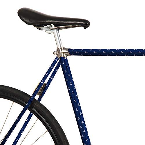 MOOXIBIKE Fahrradfolie mit Muster für Rennrad Lámina para