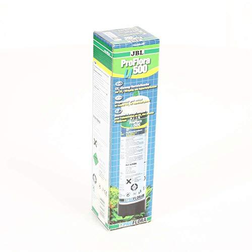 JBL ProFlora U500 CO2 Einwegflasche für Aquarien, 500 g