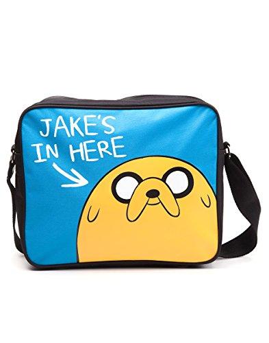 Adventure Time mb140311adv Jake de Ici Sac à bandoulière