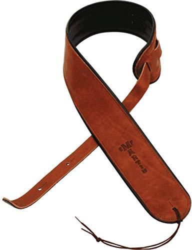 Martin 18A0028 - Correa para guitarra (6,3 cm), color marrón