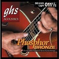 GHS Doyle Dykes Signature Acoustic Guitar Strings/アクセサリー【並行輸入品】