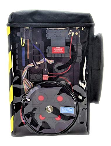 Ghostbusters Proton Backpack School, 17 x 13 x 8.5-inch