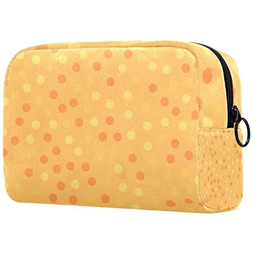 Bolsas de maquillaje con notas musicales en blanco y negro para mujer, bolsa de cosméticos de viaje portátil con cremallera negra bolsa de maquillaje multifuncional para mujeres