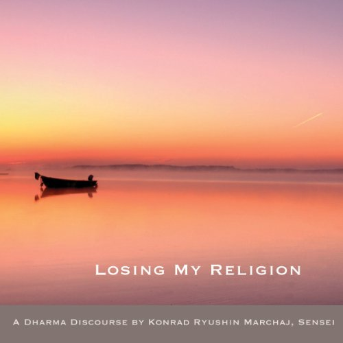 Losing My Religion audiobook cover art