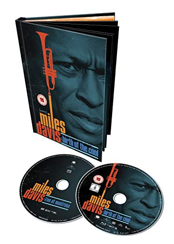 Miles Davis - Birth Of The Cool - Limited Edition (+ DVD) [Blu-ray]