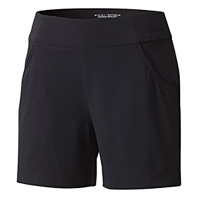 Columbia Women's Anytime Casual Short, Black, Medium x 7