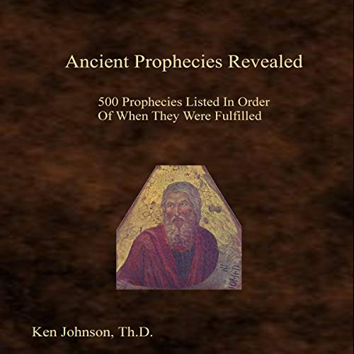 Ancient Prophecies Revealed audiobook cover art