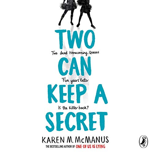 Two Can Keep a Secret Audiobook By Karen McManus cover art