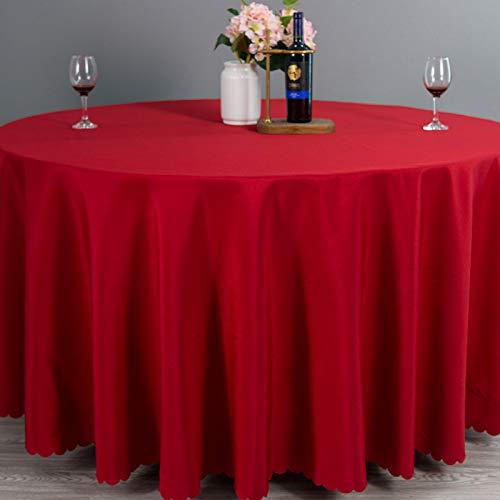 Baumwolle Tischdecken im Stil, Tischdeckenbezug Leinen Waschbar Tischdecke für,1.6m