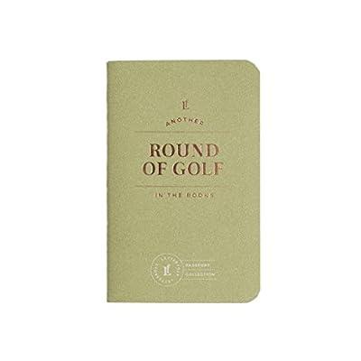 Golf Passport Journal — Pocket-Sized Golfing Book by Letterfolk