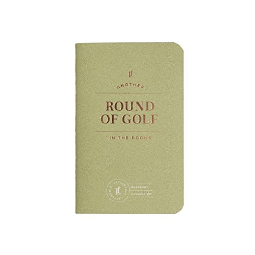 Best Golf Log Book