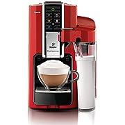 Tchibo Saeco Cafissimo Latte Kaffeemaschine, Rosso