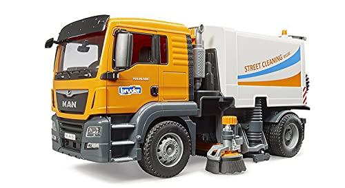 Bruder 03780 - MAN TGS LKW Straßenreinigung