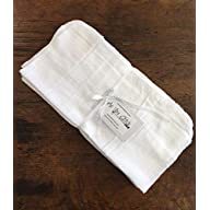 Paperless Towels. Cloth Paper Towels. 100% Cotton Natural Fiber Un-paper towels. Reusable paper towels