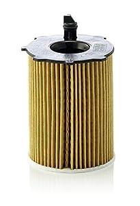 MANN-FILTER HU 716/2 X Original, Set de Filtro de Aceite Juego de Juntas, para automóviles