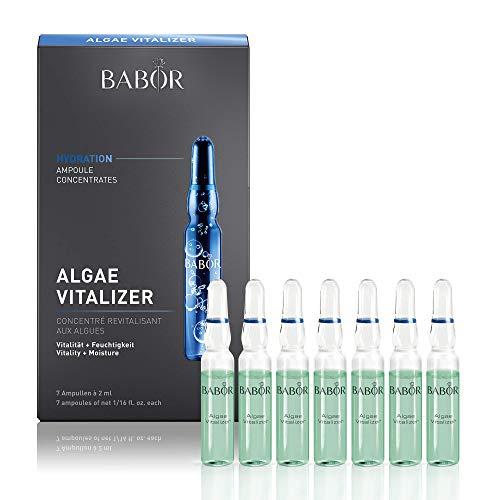 BABOR AMPOULE CONCENTRATES Algae Vitalizer, concentré actif pour les peaux sèches et ternes, 7 x 2 ml