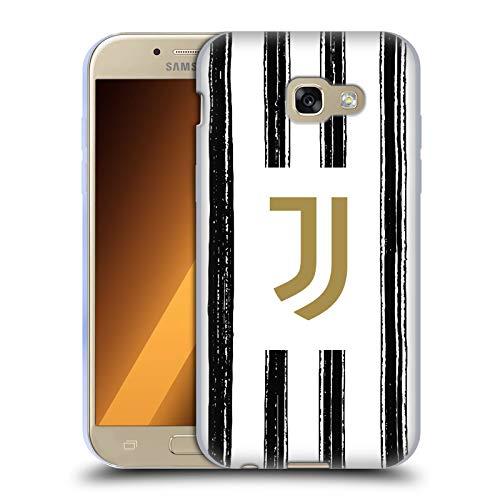 Head Case Designs Ufficiale Juventus Football Club in Casa 2020/21 Kit Abbinato Cover in Morbido Gel Compatibile con Samsung Galaxy A5 (2017)