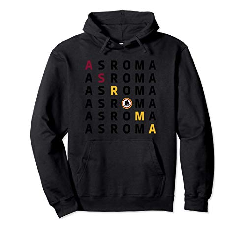 AS Roma Pullover Hoodie