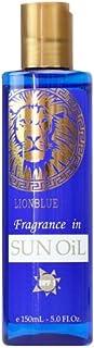 アマティアス フレグランスサンオイル ライオンブルー 150ml SPF1