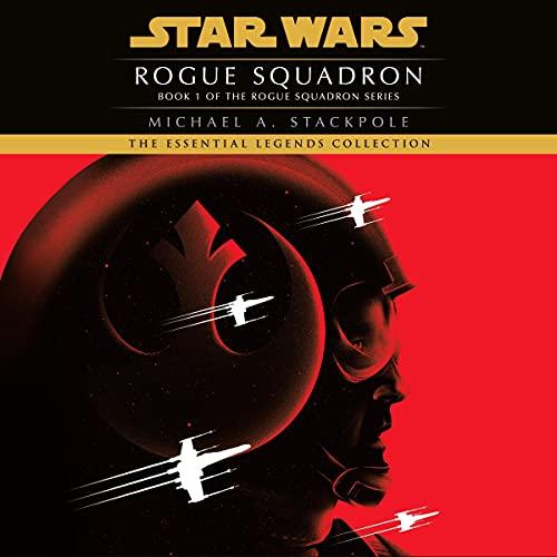 Rogue Squadron: Star Wars Legends (Rogue Squadron) cover art