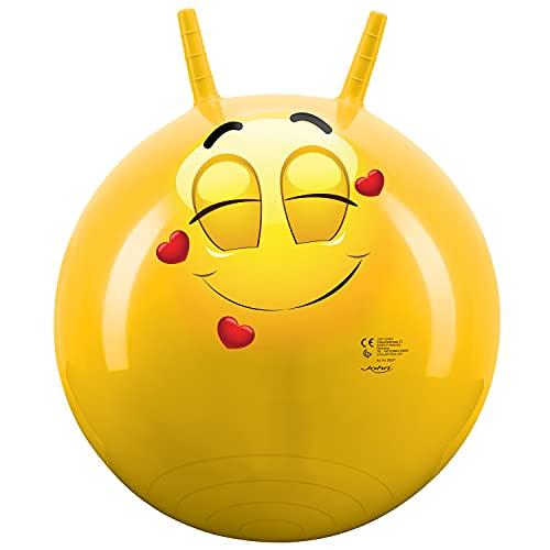 John-Pelota de Saltar para niños Funny Faces 59257