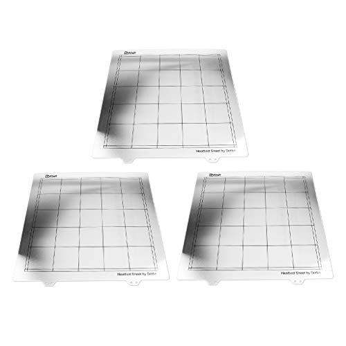 #N/A/a Cama Calefactora de Lámina de Acero con Resorte de 3X 300x300 Mm para CR-10 CR-10S S3