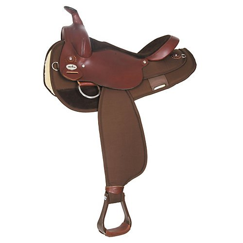 41tDSCEzswL - Best Gaited Horse Saddles 2020