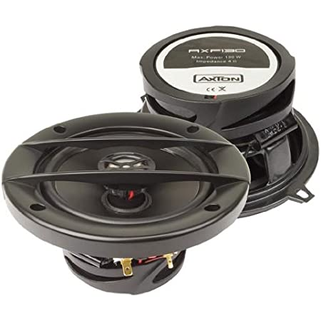 Axton Axf130 2 Wege 13cm Coaxial System Lautsprecher Elektronik