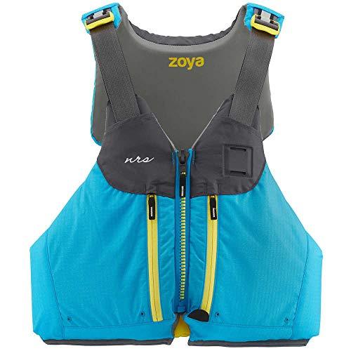 NRS Women's Zoya Kayak Lifejacket (PFD) (Teal, Large/X-Large)