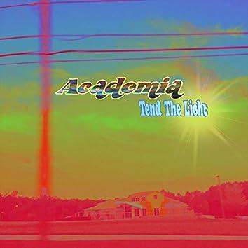 Tend the Light (feat. Ivy Stokes & Jackson Cini)