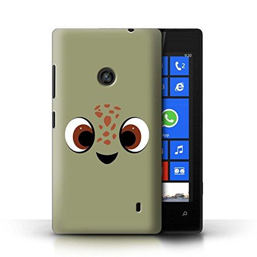 Stuff4 Hülle/Case für Nokia Lumia 520 / Squirt Kunst Inspiriert Muster/Animierte Filmfiguren Kollektion