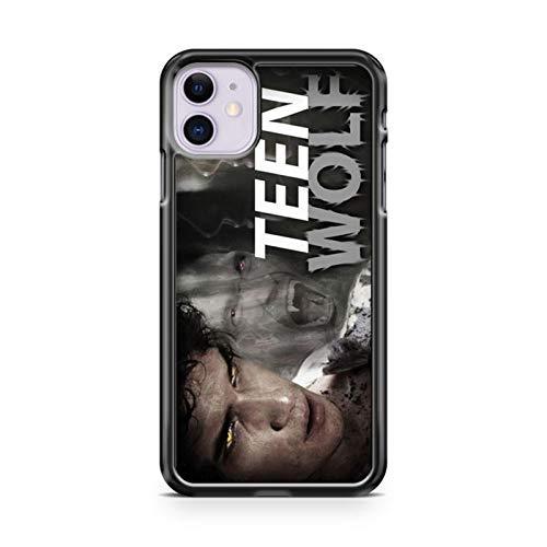 nlianfeng TPU Silicone Phone Case for Samsung Galaxy S6Edge - [Teen Wolf,Logo-2,S6Edge] - Handyhülle,Schutzhülle,Coque,Custodia,Carcasa de silicona,Mobile Cell Phone Case