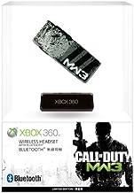 Headset Fone Wireless Call Of Duty Mw3 Bluetooth Xbox 360