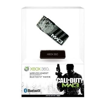 Xbox 360 Call of Duty  Modern Warfare 3 Wireless Headset with Bluetooth