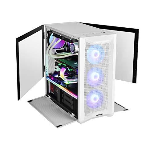 LAN2MRW LANCOOL II Mesh RGB Blanco LAN2MRW Vidrio Templado ATX Case - Color Blanco - LANCOOL II Mesh RGB Blanco… 10