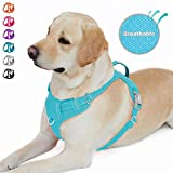 Best Dog Harnesses - BARKBAY No Pull Dog Harness Front Clip Heavy Review