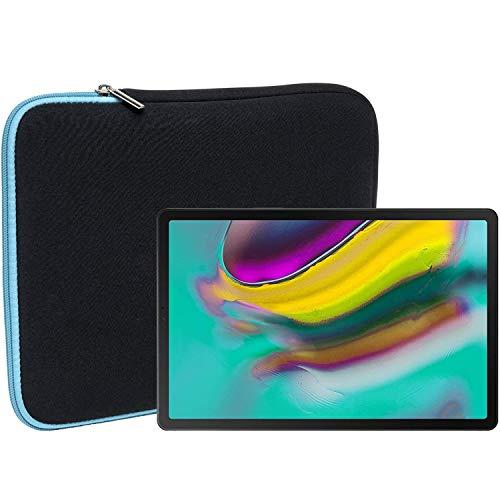 Slabo Tablet Tasche Schutzhulle fur Samsung Galaxy Tab S5e T720 T725 105 Hulle Etui Case Phablet aus Neopren TURKISSCHWARZ