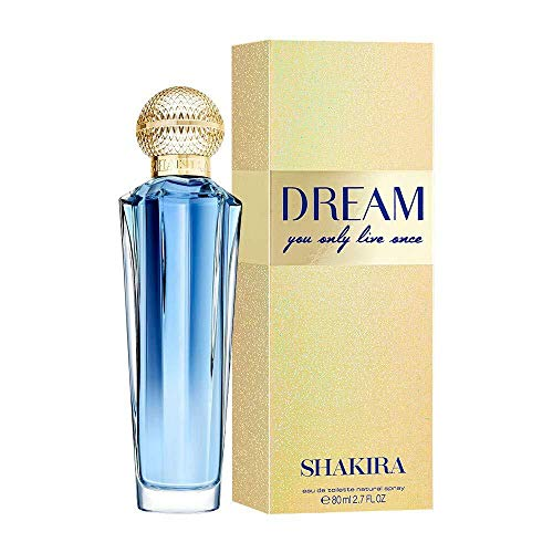 Shakira Dream, 80 ml