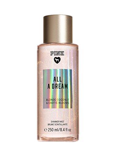 Victoria's Secret PINK All A Dream Shimmer Body Mist