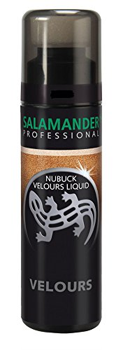 Salamander Professional Nubuck Velours Liquid 75 ml (Einheitsgröße, Farblos 001)