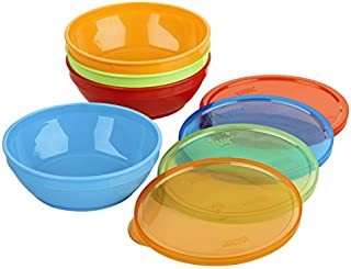 NUK First Essentials Bunch-a-Bowls, 4 count