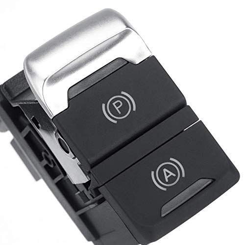 RJJ Wyfan Aparcamiento Aparcamiento Brake Hill Start Assist Interruptor Auto Hold Botón 8K1927225222222222222222222222222222225 Fit para Audi A4L Q5 2008-2016 8K1 927 225 C