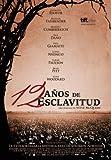 12 Years A Slave - spanisch – Film Poster Plakat Drucken