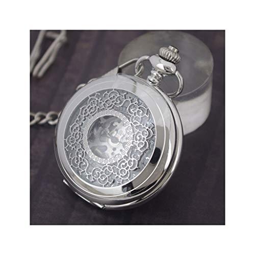 XLL-lele Clásico reloj de bolsillo Zurück zu Den Favoriten hinzufügen Trend Trend Trendige Dekoration - Bettbezug - Coppleaños Aniversario Regal aus Navidad Del día Del Padre
