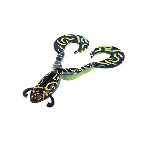 Balzer Shirasu Clone Frog - Gummifrosch, Größe/Gewicht/Farbe:12cm / 16g / Laubfrosch
