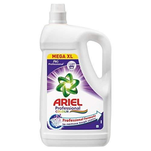 Ariel Professional Waschflüssigkeit Color 5L 100 Wäschen