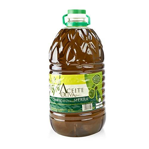 Capricho de la Sierra - Aceite de Oliva Virgen - 5 litros